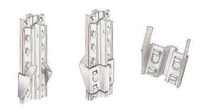 Double Entry Frame Brackets