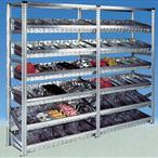 Racking & Shelving - Bin Container Storage